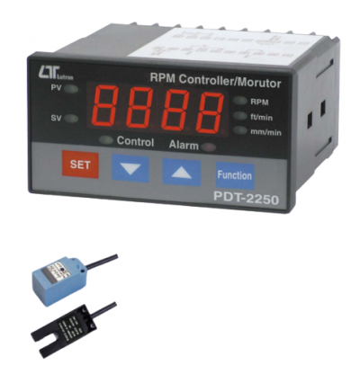LUTRON PDT-2250 RPM Controller/Monitor