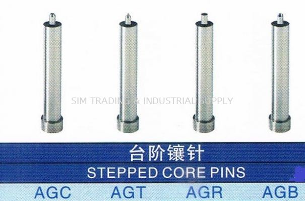 Stepped Code Pins
