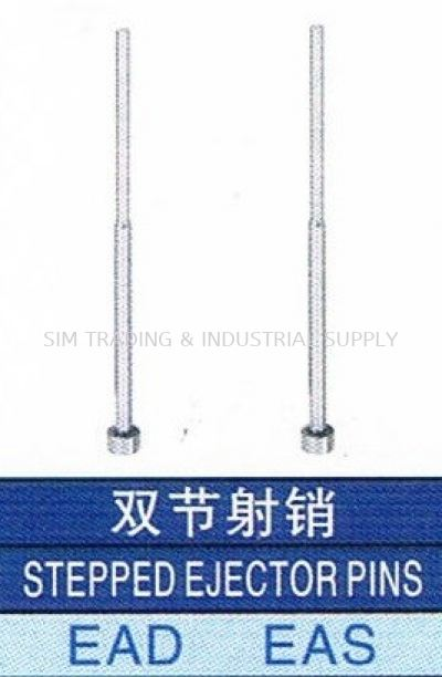 Stepped Ejector Pins