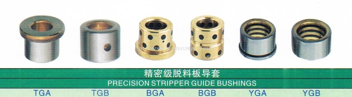 Precision Stripper Guide Bushings