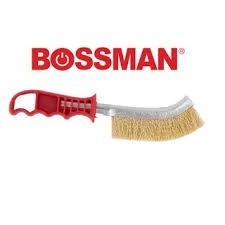 BOSSMAN BRASS KNIFE BRUSH - BKB10