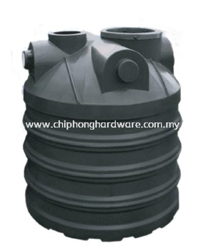Tera Series - Underground Rainwater Tank (Black)