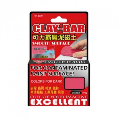 Vanguard Clay Bar RH5027 - for Dark Colour