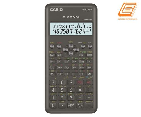 Casio Fx - 570 MS 2nd edition