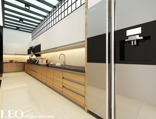 Kitchen Area Design