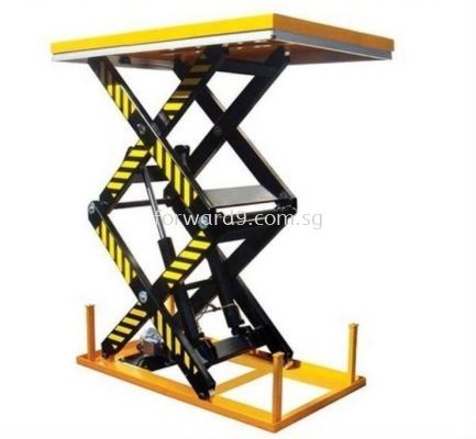 Electric Lift Platform ELPD Series