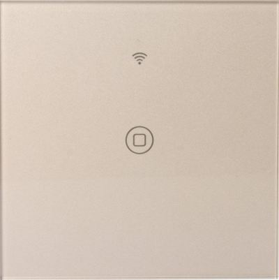 1 Gang Smart Panel Wall Switch (Neutral Line)