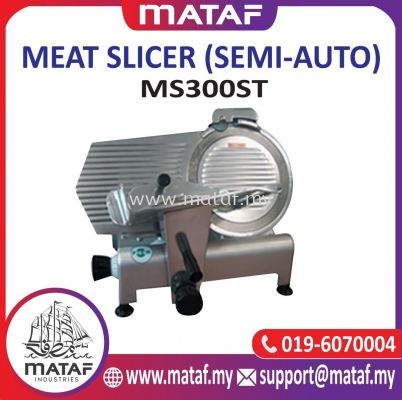 Mesin Slice Daging/ Hiris Daging/ Meat Slicer (Automatic) MS300ST