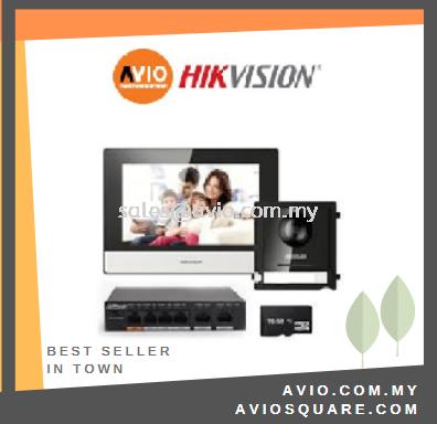 Hikvision DS-KIS602 IP Video Intercom