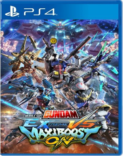 PS4 Mobile Suit Gundam Extreme Vs Maxiboost(R3)Chinese