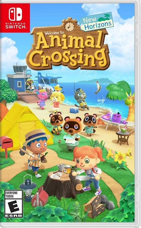 Nintendo Switch Animal Crossing New Horizons(US)