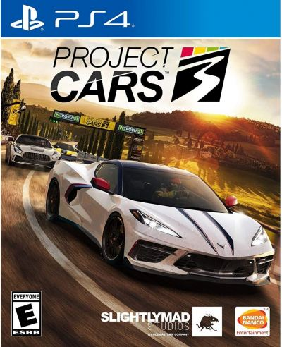 PS4 Project Cars 3(R3)