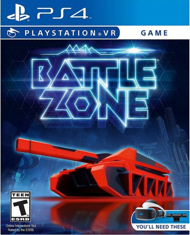 PS4 Battle Zone VR