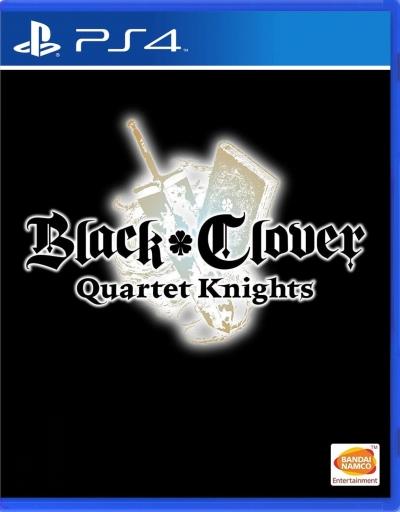 PS4 Black Clover Quartet Knights(R3)English