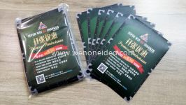 A5 Opening Promotion Sticker