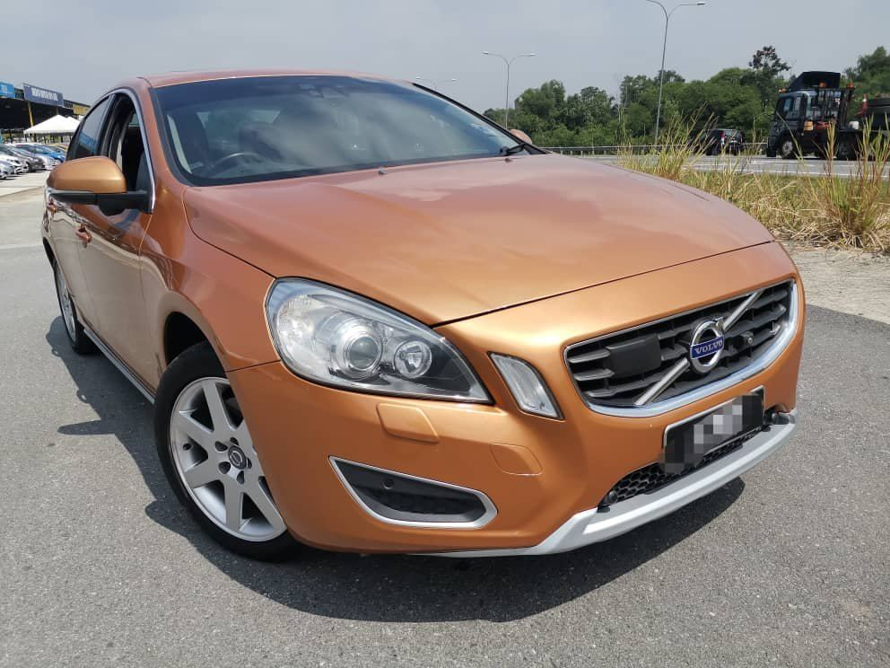 2010 Volvo S60 3.0 T6 (A)