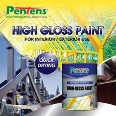 PENTENS HIGH GLOSS PAINTS