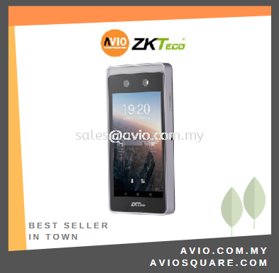 ZK Software HORUS-E1 Horus Wireless Facial Recognition Terminal
