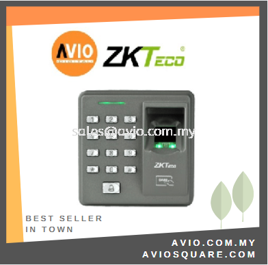 ZK Software X7 Fingerprint and Card Reader and Pin Device