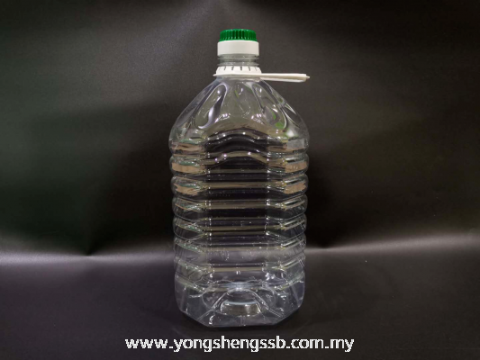 BOTTLE OIL 5 LITER (21PCS/BAG)