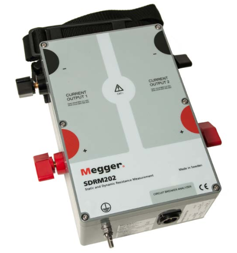MEGGER SDRM202 Static/Dynamic Resistance Measurement Accessory for TM series
