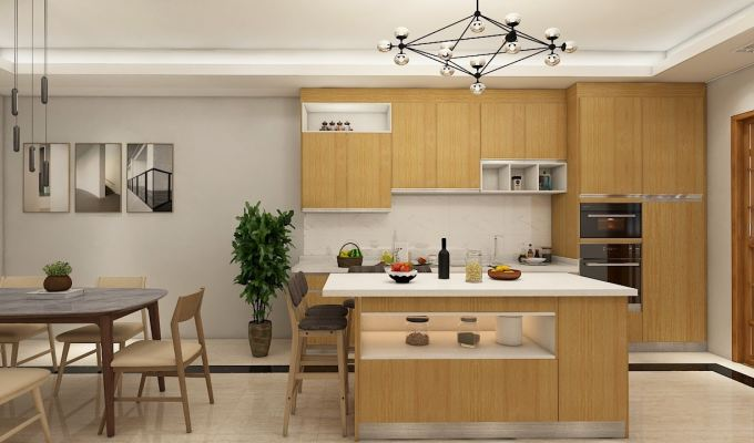 Kitchen Island Cabinet Design Refer Suitable Malaysia