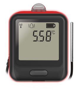 LASCAR EL-WIFI-TPX+ Wifi-Connected High-Accuracy Temp. Logger with Alarm Warning Light and Sounder