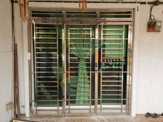 Refer Grille Design Suitable Malaysia