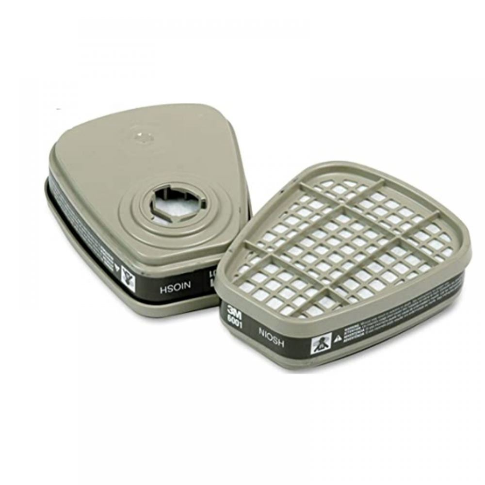 3M™ Organic Vapor Cartridge 6001