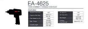 EA-4625 IMPACT WRENCH ESKO