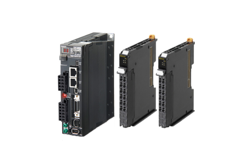 Omron NX-ID / IA / OD / OC / MD Omron _  A wide range of digital I/O units from general purpose use to hig
