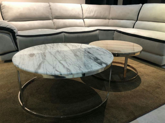Marble Coffee Table - DeCasa078