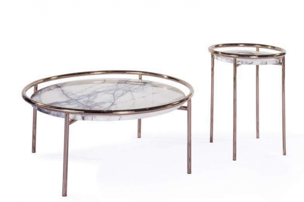 Marble Coffee Table - DeCasa096