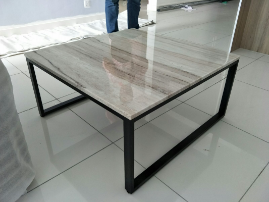 Marble Coffee Table - DeCasa056