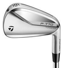 TaylorMade Mens P770 2020 MENS Steel Irons NS PRO 950GH NEO