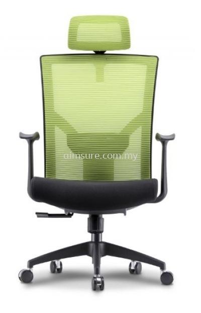 High back mesh chair AIM1HB-EVO