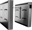 ASIS Turnstile - Drop Arm. #AIASIA Connect ASIS TURNSTILE SYSTEM