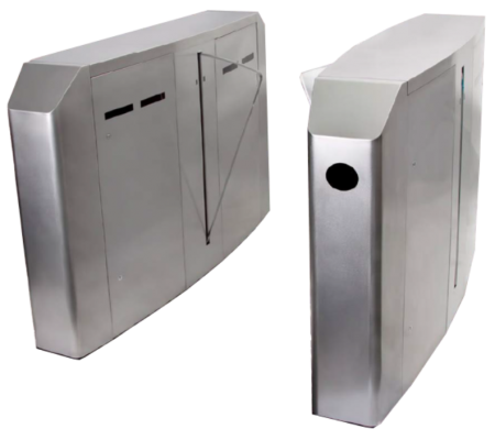 ASIS Turnstile - Flap Barrier. #AIASIA Connect