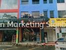 3d led Signboard At Sg Buloh  3D Box Up Lettering