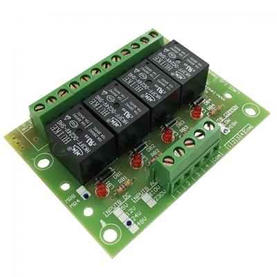 MR4/4C 4R I/O card