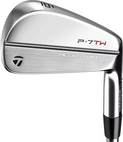 TaylorMade P7TW Limited Edition Release Steel Shaft Irons