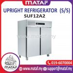 1200L Upright Refrigerator 2 Door (S/S) SUF12A2