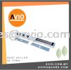 AVIO EM600-D Double Door 600lbs LED Door Access Electromagnetic lock (EM lock) Door Access Accessories DOOR ACCESS