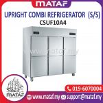 1500L Upright Combination Refrigerator 6 Door (S/S) CSUF10A4