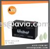 AVIO PBB001 Alarm / Door Access 12V DC 7Ah Sealed Lead Acid Power Backup Battery Door Access Accessories DOOR ACCESS