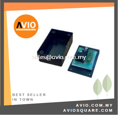 AVIO DTR001 Door Access Timer relay Re - locking timer 2 to 40 seconds