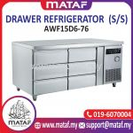 322L Drawer Refrigerator 6 Door (S/S) AWF15D6-76