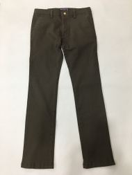 Whooper Cotton Pants CP A24#03 Dark brown