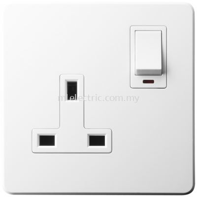 JASMART A5013SN 13A SWITCH SOCKET OUTLET WITH NEON
