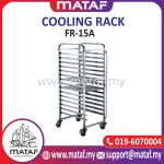 Cooling Rack Trolley 15 Layer FR-15A